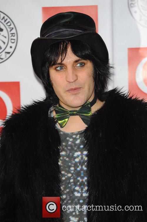 Noel Fielding,  The Q Awards 2010 held...