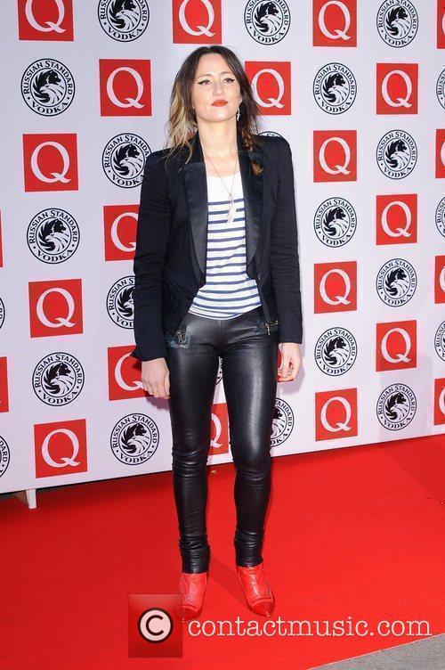 K.T. Tunstall,  The Q Awards 2010 held...