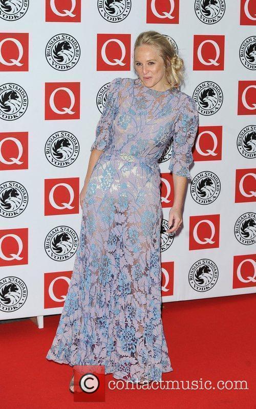 Lissie The Q Awards 2010 held at Grosvenor...