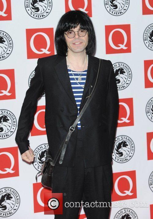 Tim Burgess The Q Awards 2010 held at...