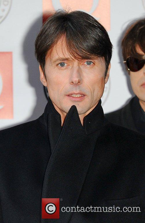 Brett Anderson of Suede,  The Q Awards...