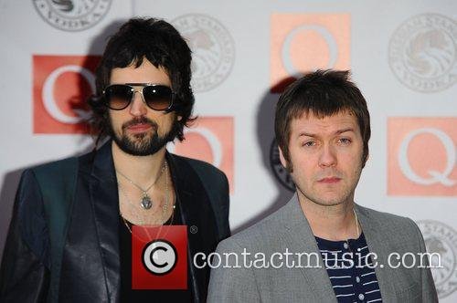 Serge Pizzorno, Kasabian and Tom Meighan 5