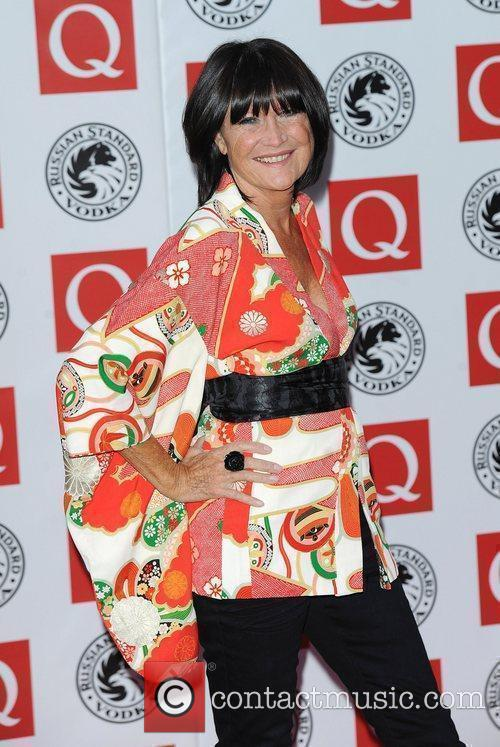 Sandie Shaw The Q Awards 2010 held at...