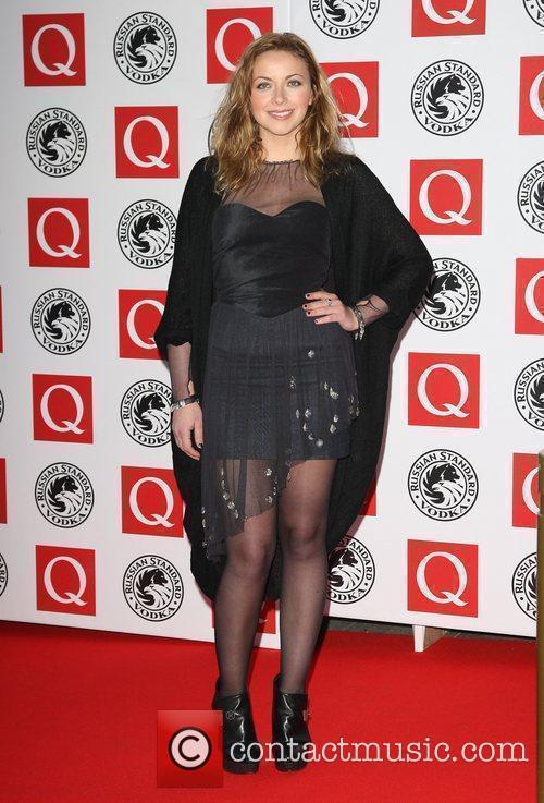 Charlotte Church The Q Awards 2010 - Arrivals...
