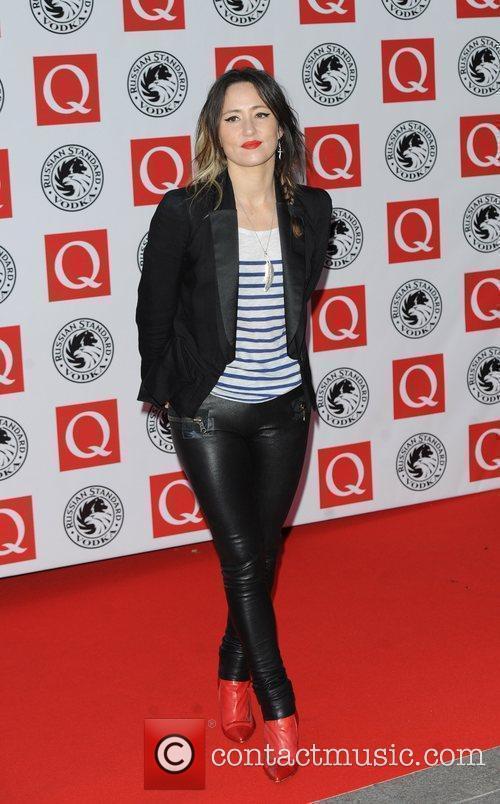 KT Tunstall The Q Awards 2010 held at...