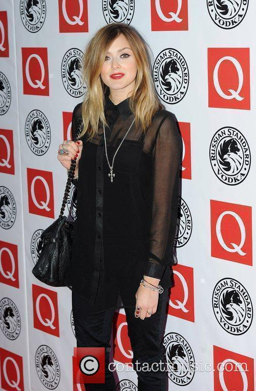 Fearne Cotton The Q Awards 2010 held at...