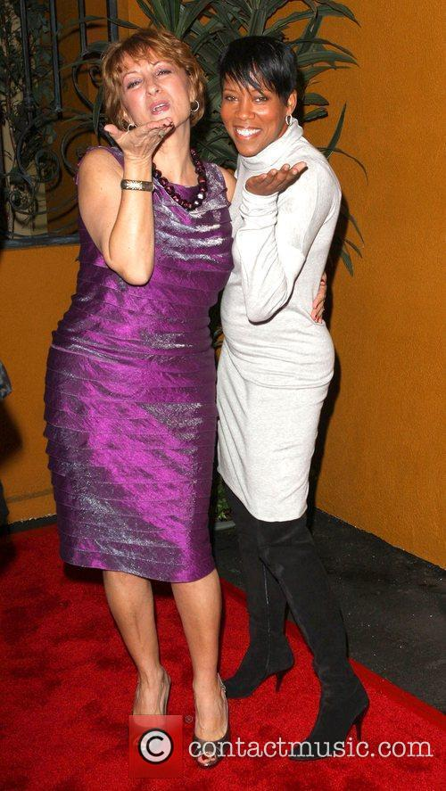 Regina King and Lina Fabrizio Q By Pasquale...