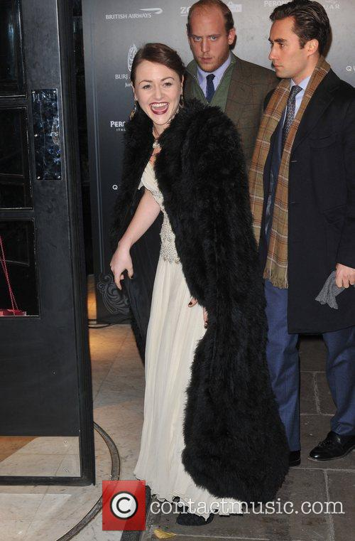 Jaime Winstone Quintessentially - anniversary party held at...