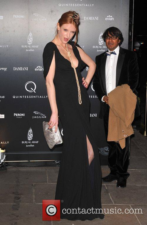 Olivia Inge Quintessentially - anniversary party held at...