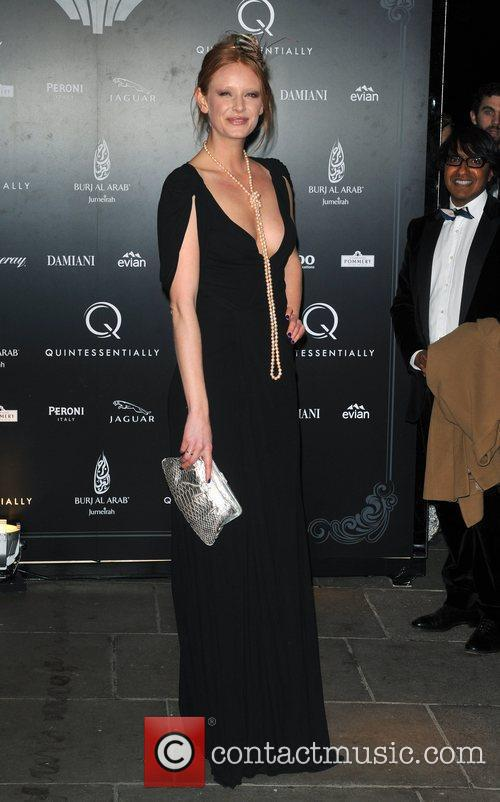 Quintessentially - anniversary party held at the Savoy...
