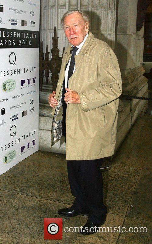 Leslie Phillips Quintessentially Awards at Freemasons Hall, Covent...