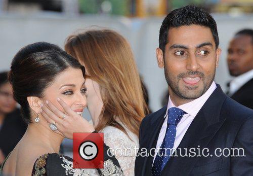 Aishwarya Rai and Abhishek Bachchan 4