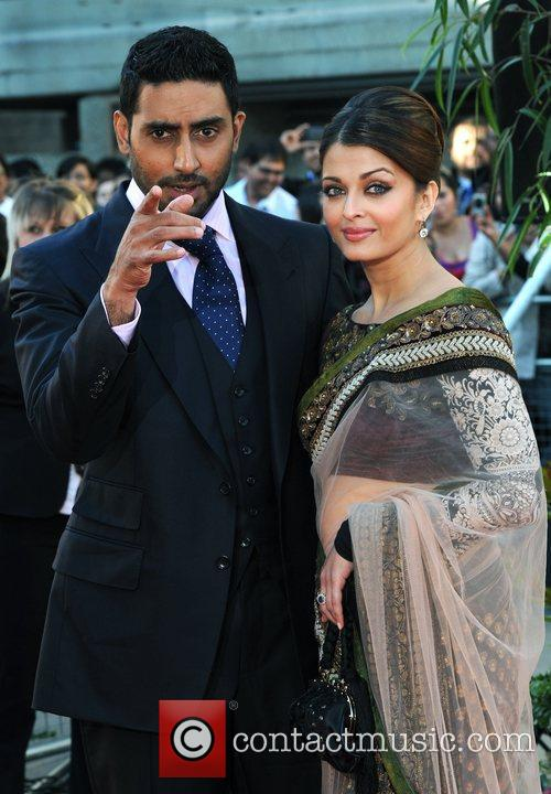 Aishwarya Rai and Abhishek Bachchan 10
