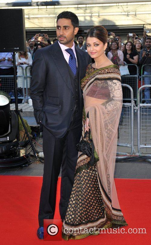 Aishwarya Rai and Abhishek Bachchan 11