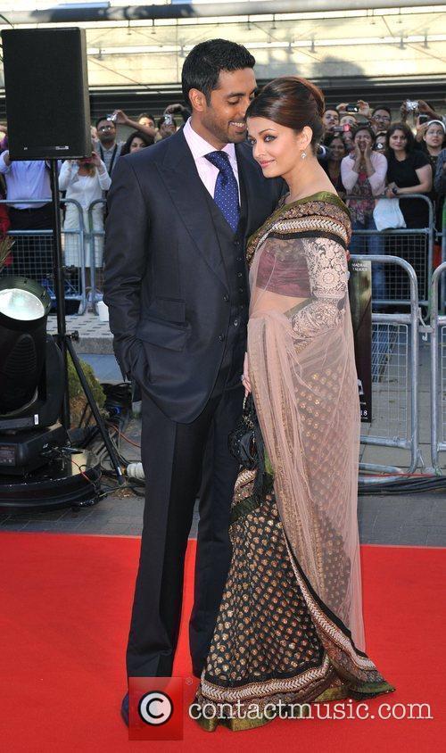 Aishwarya Rai and Abhishek Bachchan 9