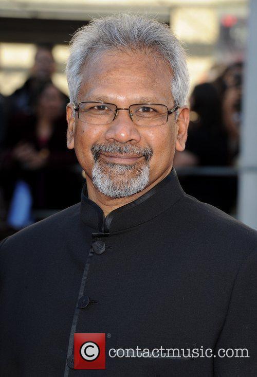 Director Mani Ratnam Raavan - UK film premiere...