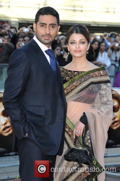 Aishwarya Rai and Abhishek Bachchan 12