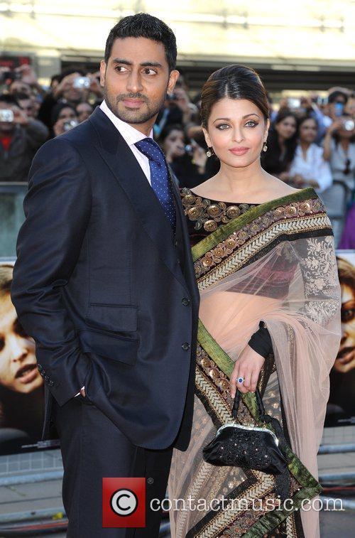Aishwarya Rai and Abhishek Bachchan 13