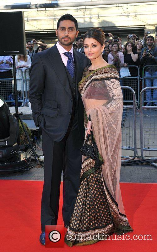 Aishwarya Rai and Abhishek Bachchan 14