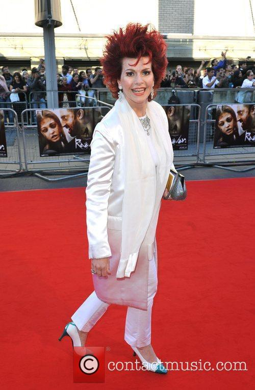 Cleo Rocos Raavan - UK film premiere held...