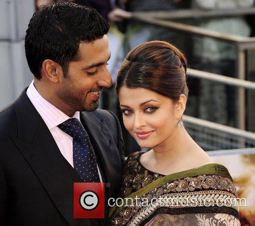 Aishwarya Rai and Abhishek Bachchan 16