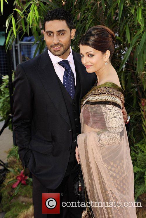 Aishwarya Rai and Abhishek Bachchan 15