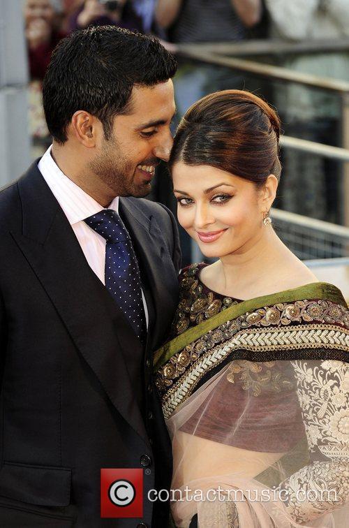Aishwarya Rai and Abhishek Bachchan 18