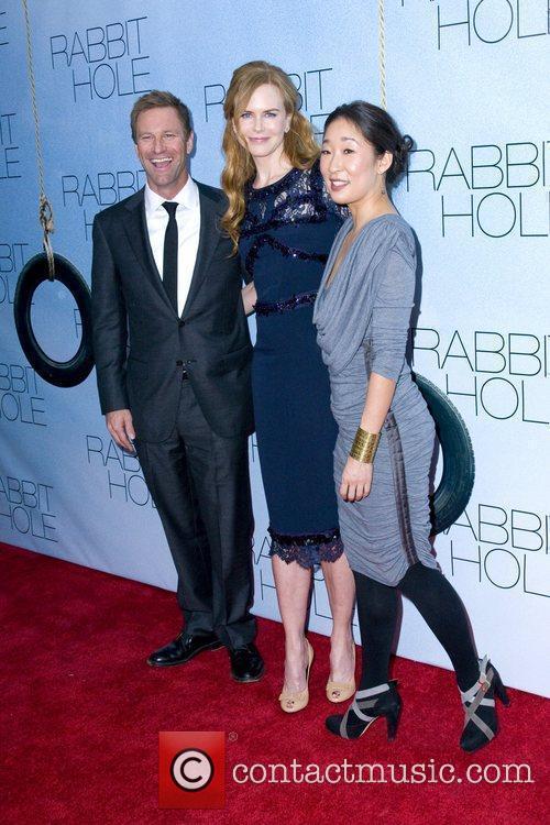 Aaron Eckhart, Nicole Kidman and Sandra Oh New...