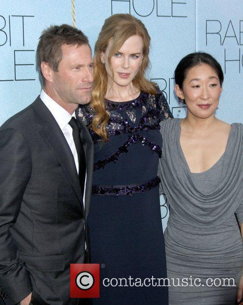 Aaron Eckhart, Nicole Kidman, Sandra Oh  New...
