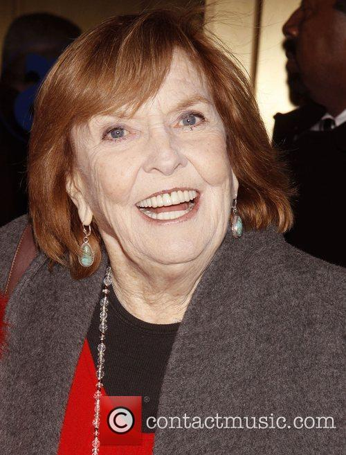 Anne Meara Opening night of the Broadway play...