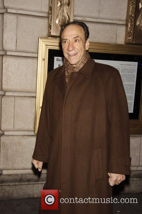 F. Murray Abraham Opening night of the Broadway...
