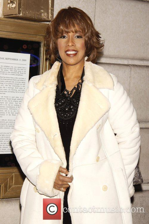 Gayle King Opening night of the Broadway play...