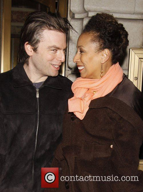 Justin Kirk and Tamara Tunie 5
