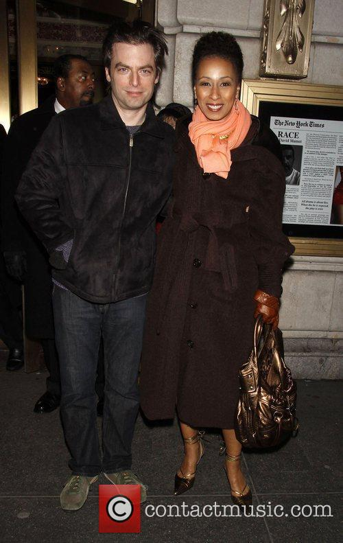 Justin Kirk and Tamara Tunie 2