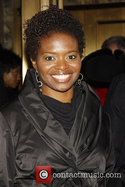 LaChanze Opening night of the Broadway play 'Race'...