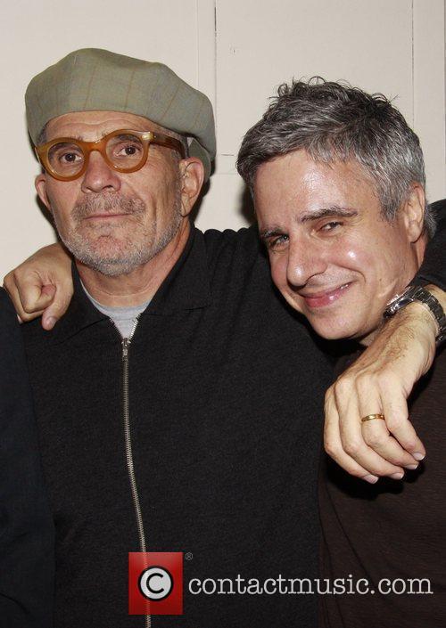 David Mamet and Neil Pepe 5