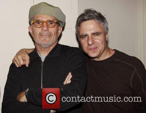 David Mamet and Neil Pepe 4