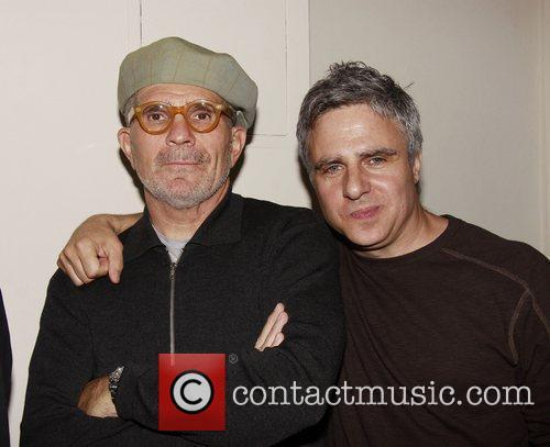 David Mamet and Neil Pepe 1