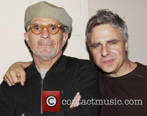 David Mamet and Neil Pepe 3