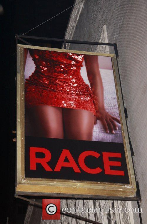 Poster Closing night of the Broadway production of...
