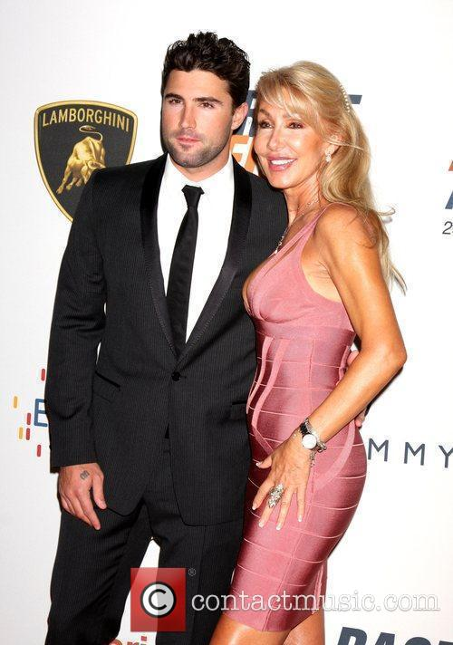 Brody Jenner and Linda Thompson The 17th Annual...