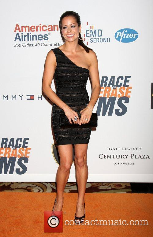 Brooke Burke The 17th Annual Race To Erase...