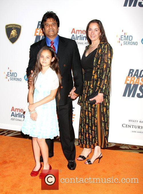 Erik Estrada and his family The 17th Annual...