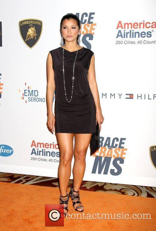 Kelly Hu The 17th Annual Race To Erase...
