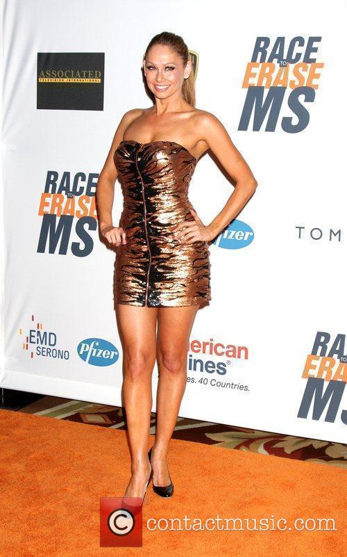 Kym Johnson The 17th Annual Race To Erase...