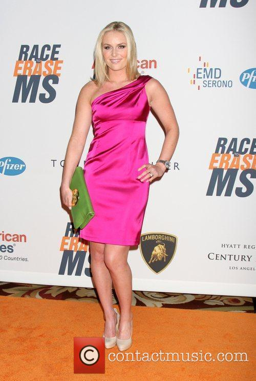 Lindsey Vonn The 17th Annual Race To Erase...