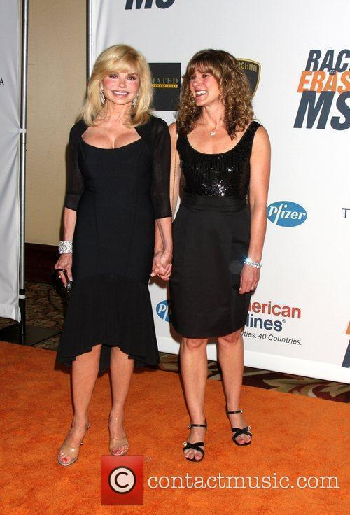 Loni Anderson and Her Daughter Deidra Hoffman