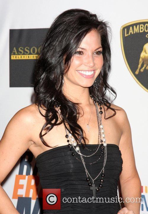 Melissa Rycroft The 17th Annual Race To Erase...