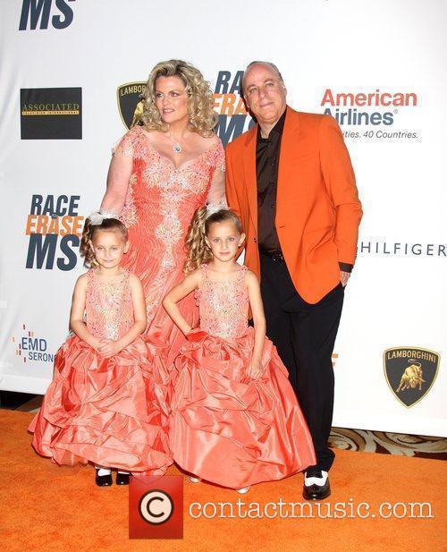 Nancy Davis With Her Husband Ken Rickel 6