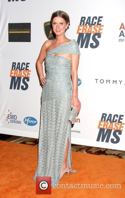 Nicky Hilton The 17th Annual Race To Erase...